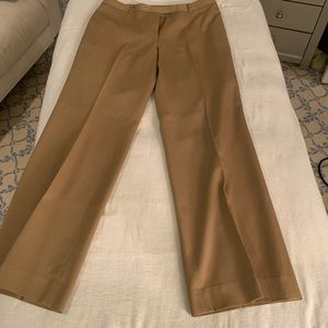 Brooks Brothers Flat Front Trousers